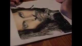 Aragorn Drawn By MyaWho