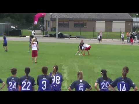 Veenendaal 2017 - Italy - Czech Republic U20 Women - EYUC 2017