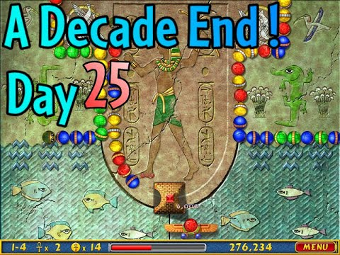 A Decade End ! Day 25 : Luxor Mahjong Ported (Unfinished Project) |