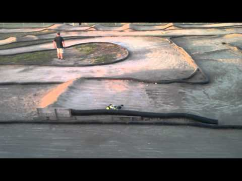 Tri-City RC race track in Morgan City Louisiana