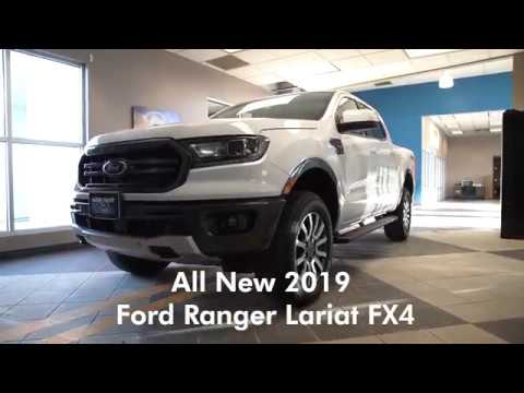 2019 Ford Ranger Lariat FX4 | New Way Ford | Coon Rapids, Iowa