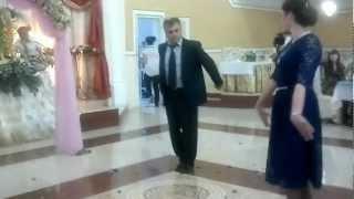 Самый красивый танец родителей жениха=)