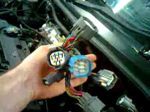 H22a wiring issues!HELP - YouTube