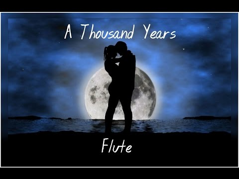 A Thousand Years Flute
