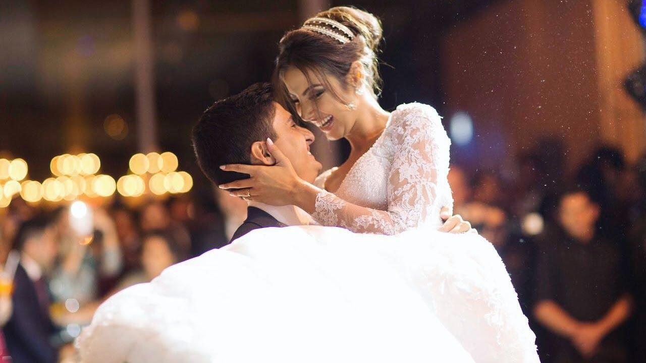 Casamento Raiza E Gerim: Dança Dos Noivos