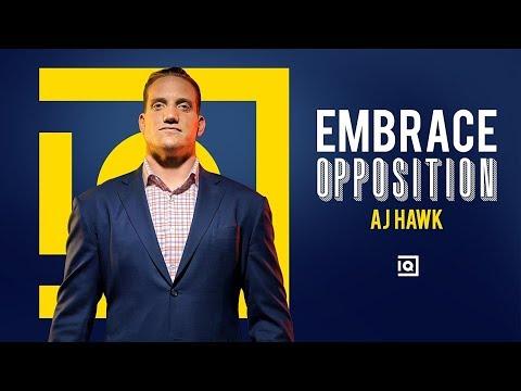 Embrace Opposition - AJ Hawk | Inside Quest #65