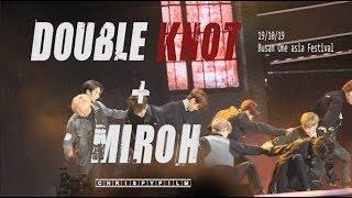 191019 스트레이키즈(Stray KIds) 방찬 직캠 : 'Double Knot + Miroh 2019 BOF BANGCHAN FOCUS