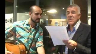 Abel Pintos   Dady Brieva  Radio America 2014 10 15 Ensayo