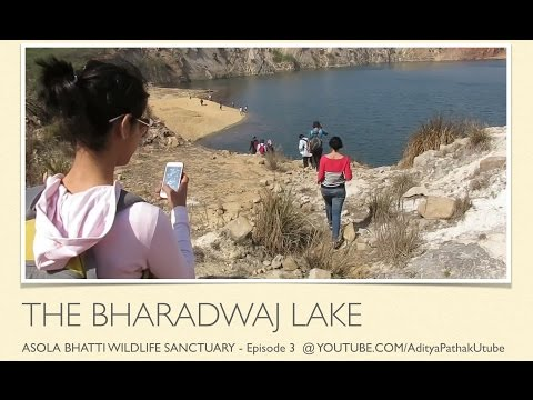 Bharadwaj Lake : Asola Bhatti Wildlife Sanctuary - Episode 3 (Feb 2015)