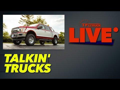 Retro Trucks Are Making A Comeback! ...Or Are They? | Talkin' Trucks Ep. 54