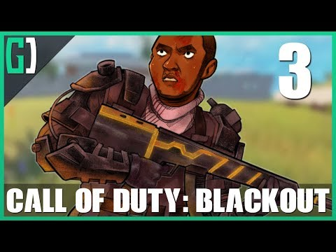 [3] Call of Duty Blackout w/ GaLm and friends thumbnail