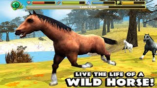 Wild Horse Simulator By Gluten Free Games IOS Android