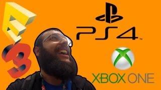 E3 2013 - QUAL É MELHOR? PS4 OU XBOX ONE?