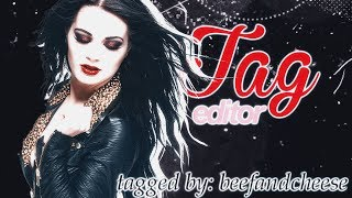 ;tag editor {tagged by: beefandcheese}