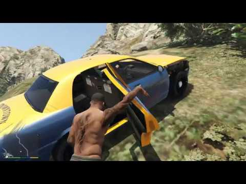 GTA5 – 2019-08-16th – Franklin – Taxi Adventures – Suicide Pass – Claims Two More Fail Drivers