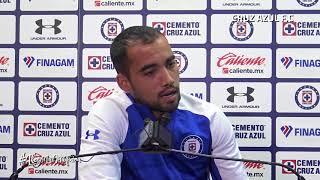 Conferencia de prensa: Adrián Aldrete