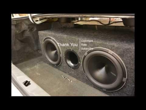 SUPER LOUD HERTZ AUDIO SOUND SYSTEM