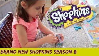 Shopkins Season 8 Is Out?! (We Got It) | ThePlusSideOfThings