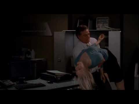 Superhero Movie - funny scene: crazy hour glass man...