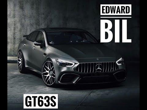 MERCEDES GT63 S / ТЕСТ драйв от EDWARD BIL и ДАВИДЫЧА