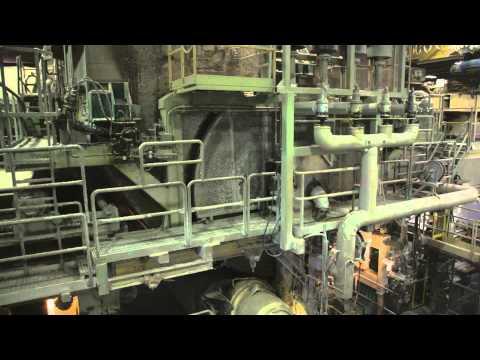 Visite de l'usine Cascades Groupe Tissu Kingsey Falls