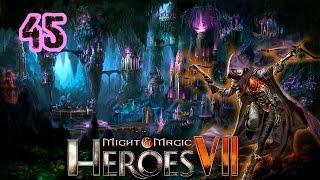 Прохождение Might and Magic Heroes 7 (сюжет)[1080p60fps] #45 - Дженова бдит