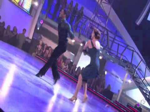 Choo Choo Ch'Boogie (Jive) - Jessica and Will