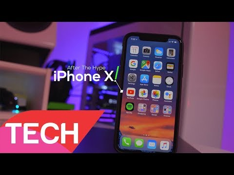 Download Youtube: iPhone X Review   After The Hype