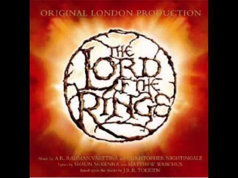 Wonder  Laura Michelle Kelly  Lord of the Rings Original London Cast