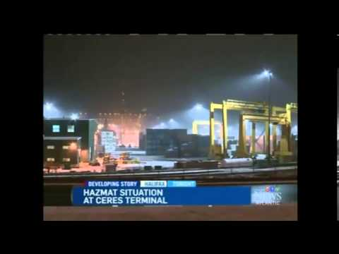 Nuclear Watch: Canada  Radioactive leak at Halifax shipping yard (03/13/2014)