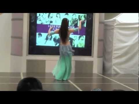 小松市スモール・ワールド2012年 ベリーダンスその2   by KomaYasu88