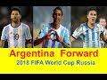 Argentina Forward Skills, FIFA World Cup Russia 2018 (Official Video), Messi,Di Maria,Dybala,Aguero