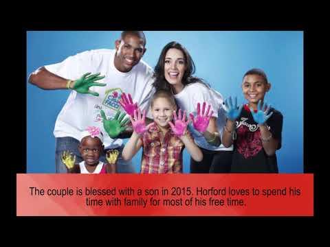 Al Horford family