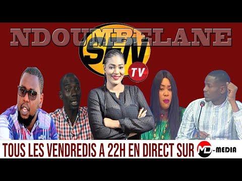 EN DIRECT: NDOUMBELANE DE LA SEN TV : THEME: INONDATION LE SENEGAL SOUS LES EAUX/ SUR MMD MEDIA TV