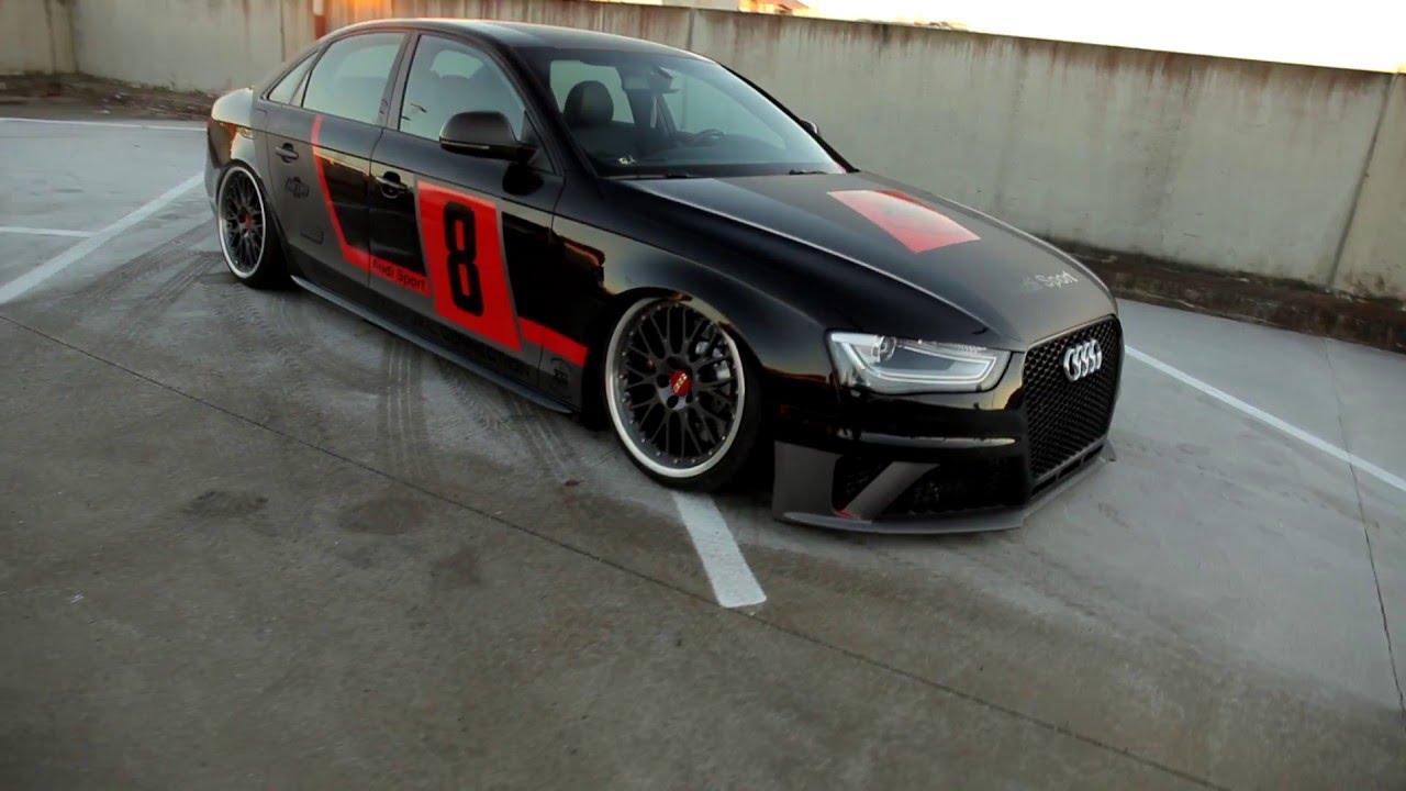 Audi Sport Livery Youtube