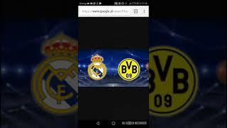 Borussia 1-3 Real wyniki ligi mistrzów #1