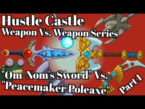 Hustle Castle Pro Tips: Weapon Vs. Weapon |