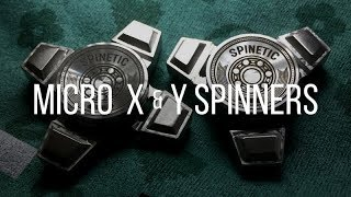 Honest Review: CUTEST FIDGET SPINNER - MICRO X & Y SPINNERS