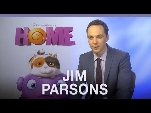 Jim Parsons: 'Home character is similar to Big Bang Theory's Sheldon'