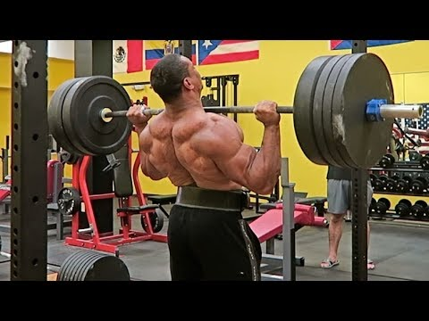 Strongest Strict Press You'll Ever See