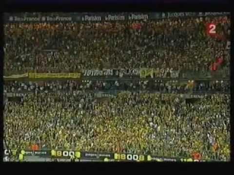 2006/2007 CDF Finale Marseille-Sochaux: 2-2 (4-5 tab)
