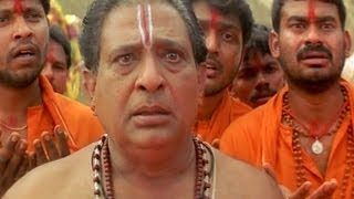 Sri Anjaneyam Movie || Nithin Tells About Arjun ( Anjaneya Swamy ) Scene || Nithin || Charmi