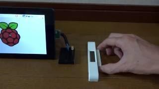 【簡易サンプル】無線センサー開閉でLED制御
