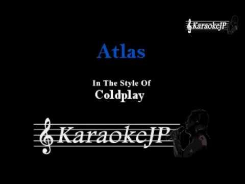Atlas (Karaoke) - Coldplay