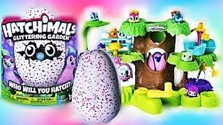Hatchimals • Wylęgarnia jajeczek • Domek na drzewie • Spin Master • openbox