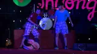 """Kịch """" Đập vỡ cây đàn """" (Khúc Yêu Thương 2015 - CLB Guitar DUE"""