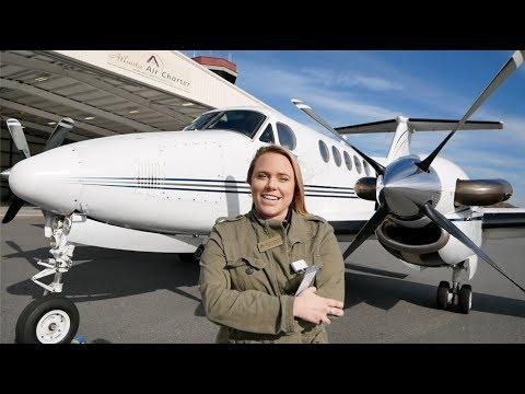 Running An Air Charter Business - Karina