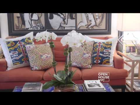 Inaside the Stylish Home of Fashion Designer Nicole Hanley