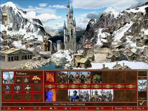 Герои 3 - Тактика игры за башню от Грязного Игрока