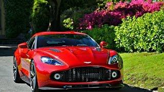 Aston Martin Vanquish Zagato - Loud Sound - World Première At Concorso D'Eleganza Villa D'Este